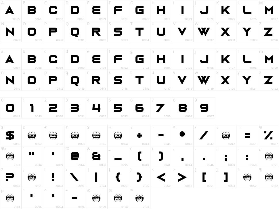 Bonk Robbers Character Map
