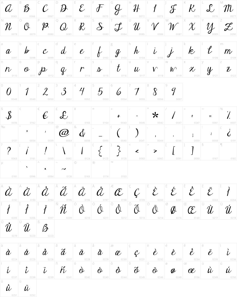 Janda Elegant Handwriting Font Free Download