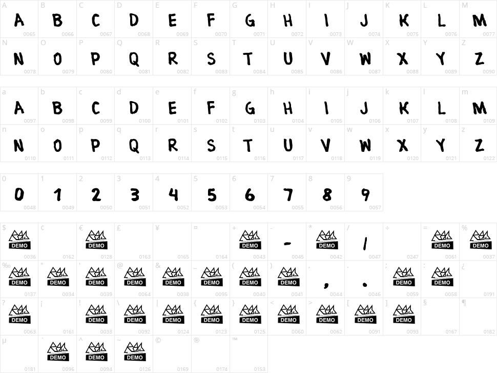 Varial Hellflip Character Map