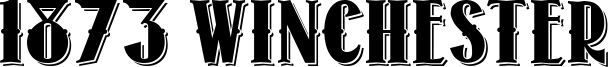 1873 Winchester Font