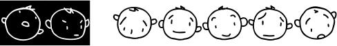 20 Faces Font