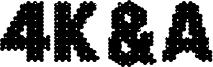 4K&A Font