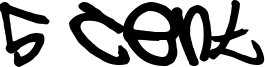 5 Cent Font