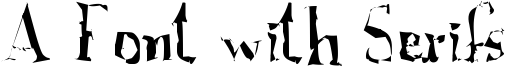 A_Font_with_Serifs._Disordered.ttf