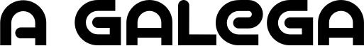 A Galega Font