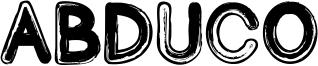 Abduco Font