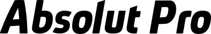 Absolut_Pro_Bold_Italic_reduced.otf