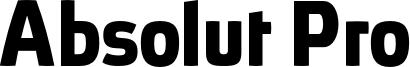 Absolut_Pro_Bold_reduced.otf
