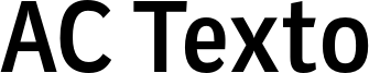 AC Texto Font