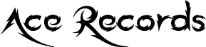 Ace Records Font