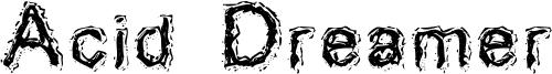 Acid Dreamer Font