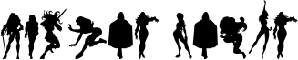 Action Women Font