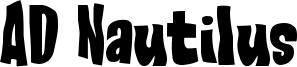 AD Nautilus Font