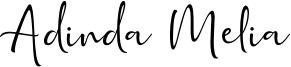Adinda Melia Font