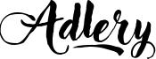 Adlery Font