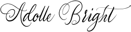 Adolle Bright Font