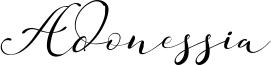 Adonessia Font