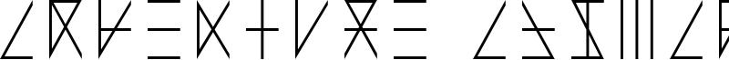 Adventure Alphabet Font