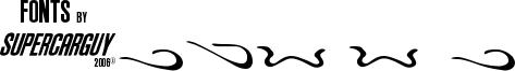 Aero Font One Swash.ttf