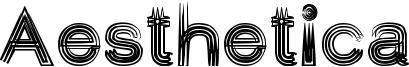 Aesthetica Font