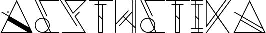 Aesthetika Font