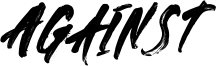 Against Font