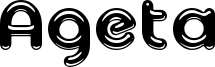 Ageta Font