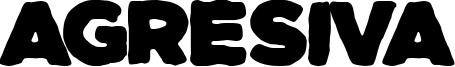 Agresiva Font