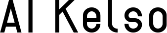 AI Kelso Font