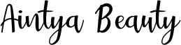 Aintya Beauty Font