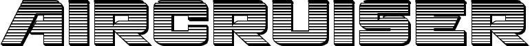 aircruiserchrome.ttf