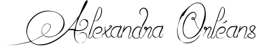 Alexandra Orléans Font
