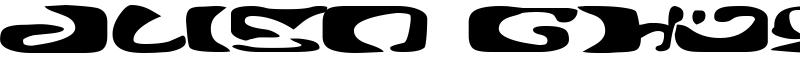 Alien Ghost 2 Font