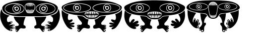 Aliens Font