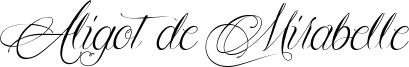 Aligot de Mirabelle Font