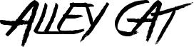 Alley Cat Font