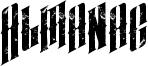 Almanac Font