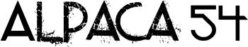 Alpaca 54 Font