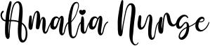 Amalia Nurse Font