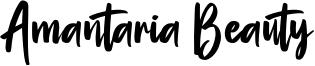 Amantaria Beauty Font