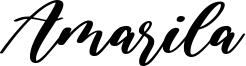 Amarila Font