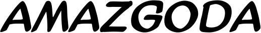 AmazGoDa Font
