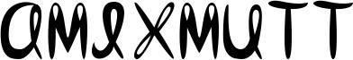 Amixmutt Font
