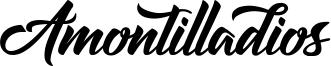 Amontilladios Font