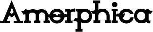 Amorphica Font