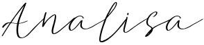 Analisa Font