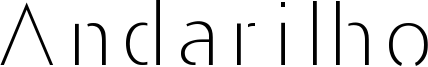 Andarilho Font