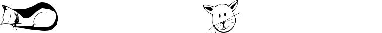 Andi's Critters Font