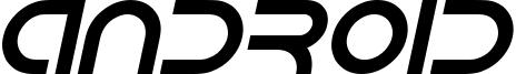 Android Italic.ttf