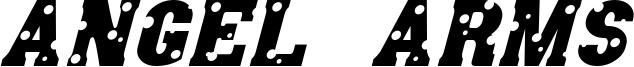 Angel Arms Italic.otf
